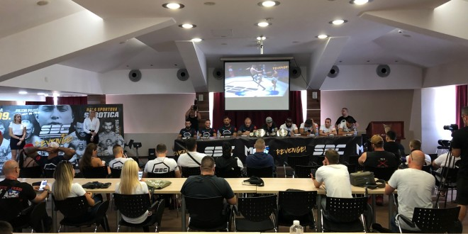 SBC 23 Revenge! Zvanična konferencija za štampu i merenje boraca – Rezultati
