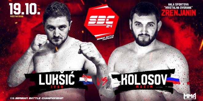 SBC 24 / Ivan Lukšić vs Maxim Kolosov