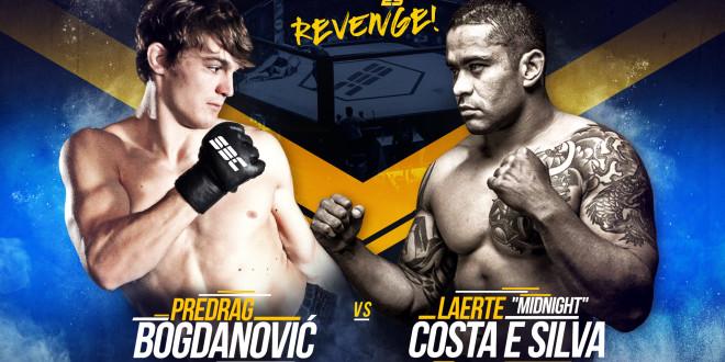 """SBC Super fight – Predrag Bogdanović vs Laerte """"Midnight"""" Costa E Silva"""