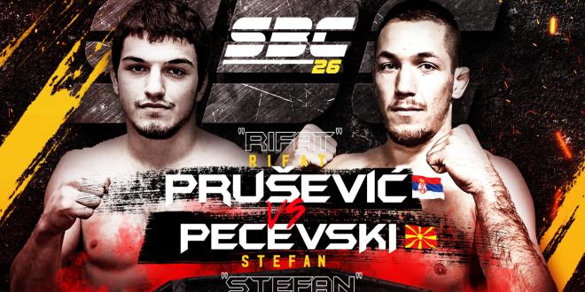 SBC 26 Rifat Prušević vs Stefan Pecevski