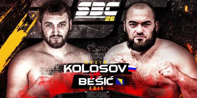 SBC 26 Maxim Kolosov vs Edis Bešić