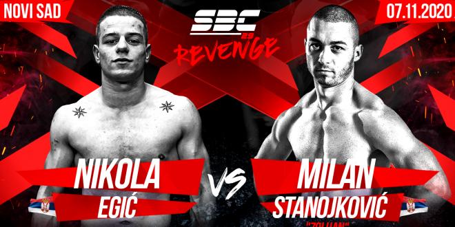 "SBC 29 Revenge Nikola Egić vs Milan ""Zolhan"" Stanojković"