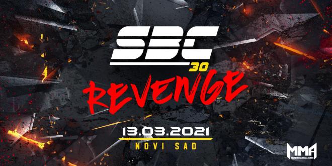 SBC 30 Revenge / 13.03.2021. Novi Sad