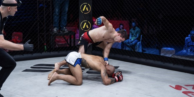 SBC 35 & Gorilla MMA Series 40, Rezultati