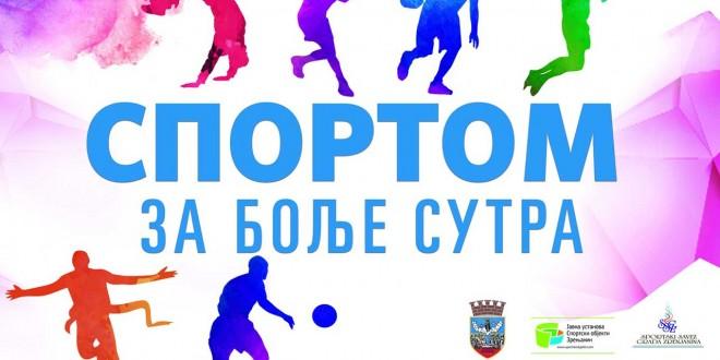"""SBC Revenge se priključuje humanitarnoj akciji """"Sportom za bolje sutra"""""""